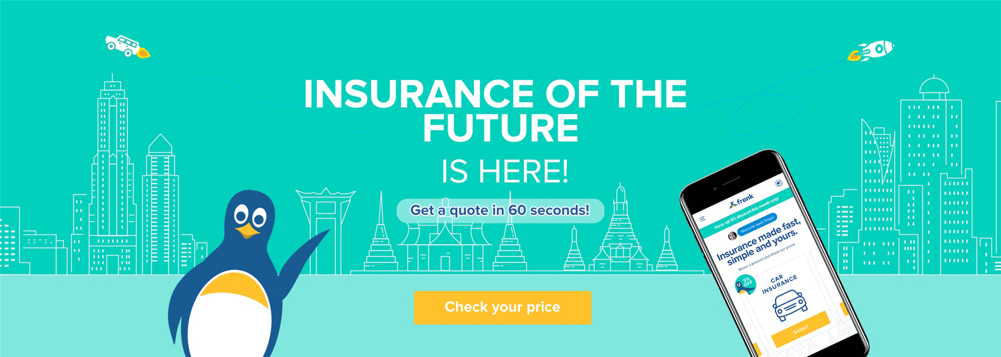 Frank Insurance | Get an Insurance Quote